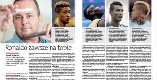 Marek Sajewicz - Ronaldo zawsze na topie